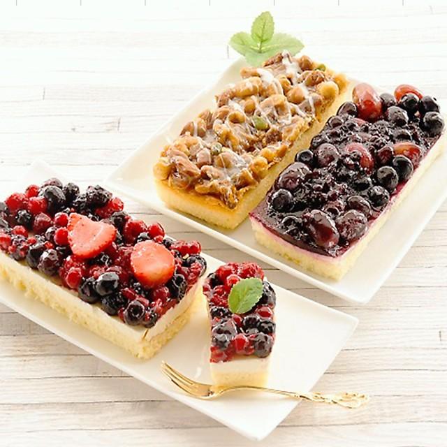 フルーツとナッツの贅沢ケーキセット ★道内送料無料★