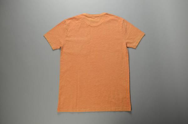 】J.CREW / ジェイクルー / サンウォッシュドガーメントダイTシャツ / ペールネクタリン