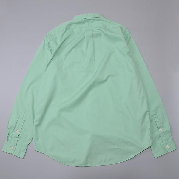 POLO RALPH LAUREN / ポロラルフローレン / コットンキャンプシャツ / エメラルド