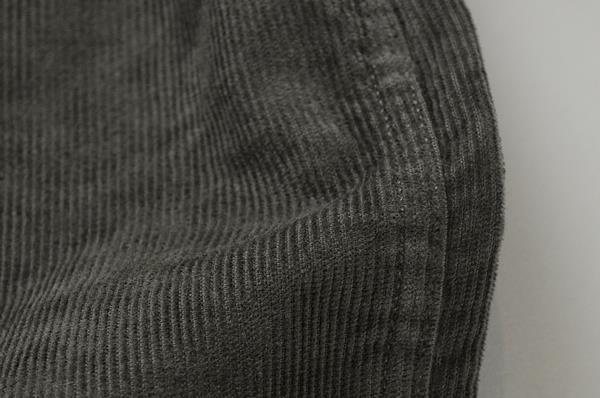 【10周年記念SALE 12/13まで】J.CREW / ジェイクルー / ヘビーストレッチコーデュロイオーバーシャツ / フィッシャーマングレー