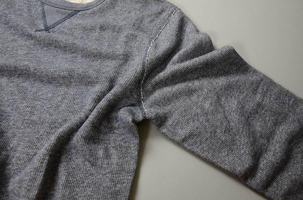 J.CREW / ジェイクルー / マールドフリーススウェットシャツ / ビンテージネイビー