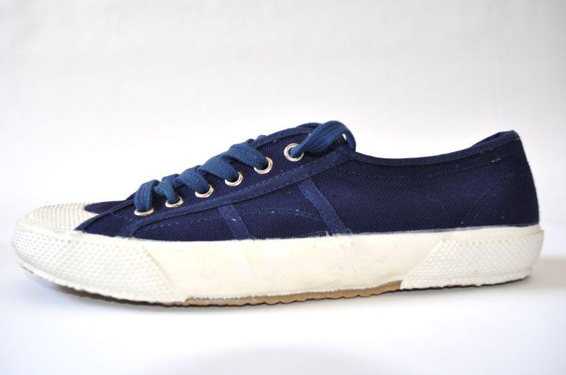 Italian Navy / Dead Stock Sneaker / Navy イタリアンネイビー / デッドストックスニーカー / ネイビー