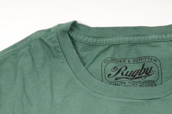 Rugby Ralph Lauren / ラグビー ラルフローレン / ハリソン QUAD Tee / ビンテージグリーン