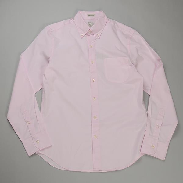"""【NEW YEAR SALE】J.CREW / ジェイクルー / シークレットウォッシュFLEX ボタンダウンシャツ""""SLIM FIT"""" / ピンク"""