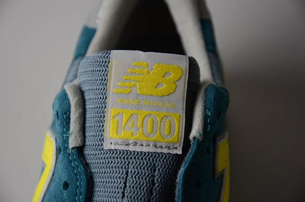 【期間限定SALE 3/7まで】J.CREW×NEW BALANCE / Made In USA NEW BALANCE M1400 Sneakers / Blue Marble ジェイクルー / Made In USA ニューバランス M1400スニーカー / ブルーマーブル