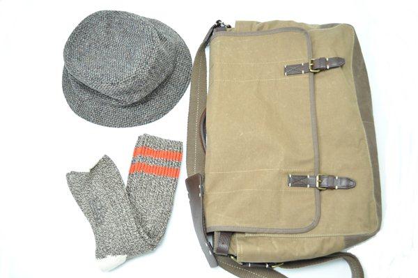 J.CREW / U.S.A Camp Socks / Brown ジェイクルー  / U.S.A キャンプソックス / ブラウン