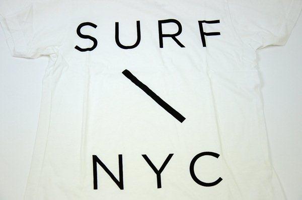 SATURDAYS SURF NYC / サタデーズサーフ ニューヨーク / サタデーズサーフ Tee / ホワイト
