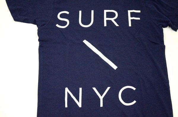 SATURDAYS SURF NYC / サタデーズサーフ ニューヨーク / サタデーズサーフ Tee / ネイビー
