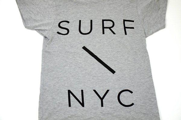 SATURDAYS SURF NYC / サタデーズサーフ ニューヨーク / サタデーズサーフ Tee / グレー
