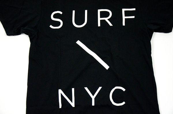 SATURDAYS SURF NYC / サタデーズサーフ ニューヨーク / サタデーズサーフ Tee / ブラック