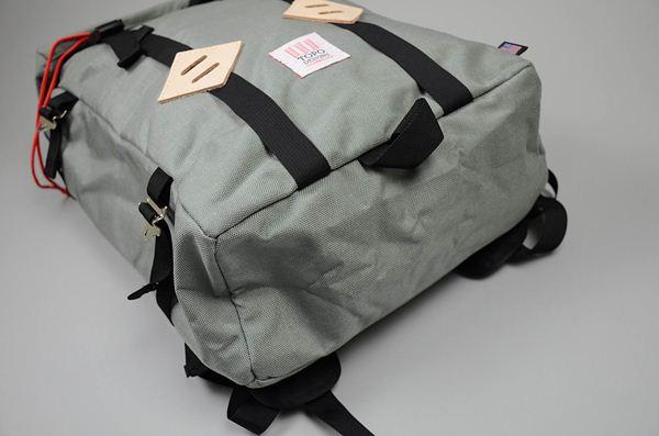 TOPO DESIGNS / Klettersack / Silver トポデザインズ / クレッターサック / シルバー