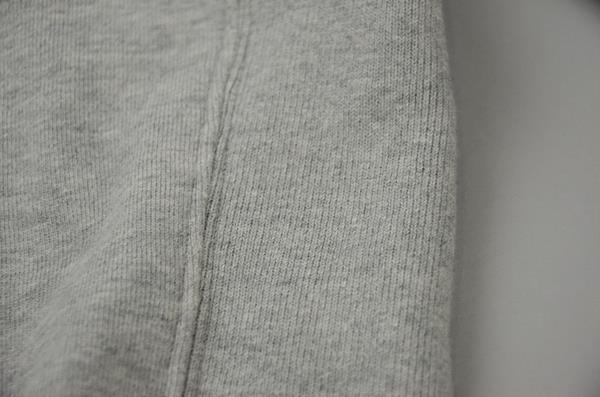 【10周年記念SALE 12/13まで】J.CREW / ジェイクルー / ビンテージフリーススウェットフーディー / ヘザーグレー