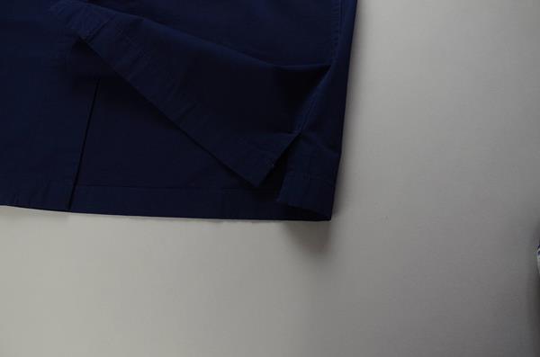 J.CREW / ジェイクルー / オープンカラーSSキャンプシャツ / ネイビー