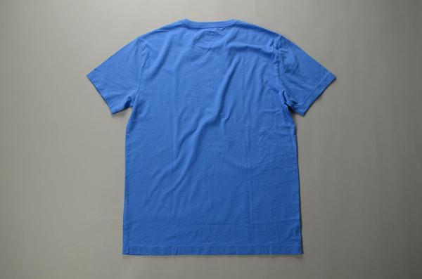 """【AUTUMN SALE】J.CREW / ジェイクルー / NEW グラフィックTシャツ""""THE SLOW ANCHOR BAR"""" / ブルー&アンカー"""