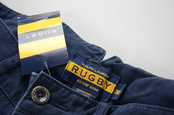 Rugby Ralph Lauren / ラグビー ラルフローレン / ビンテージチノマリンパンツ / ネイビー