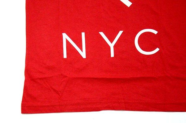 SATURDAYS SURF NYC / サタデーズサーフ ニューヨーク / サタデーズサーフ Tee / レッド