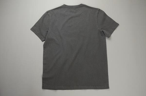 【AUTUMN SALE】J.CREW / ジェイクルー / 1994ヘリテージ SS Tシャツ / コールグレー