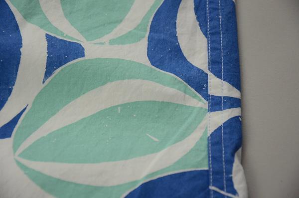"""【CLEARANCE SALE】J.CREW / ジェイクルー / NEWグラフィック SS B.Dシャツ""""SLIM FIT"""" / ホワイトミッドナイトオーシャン"""