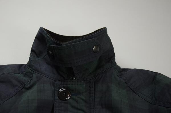 J.CREW / ジェイクルー / ハイランドスカイジャケット / ブラックウォッチ