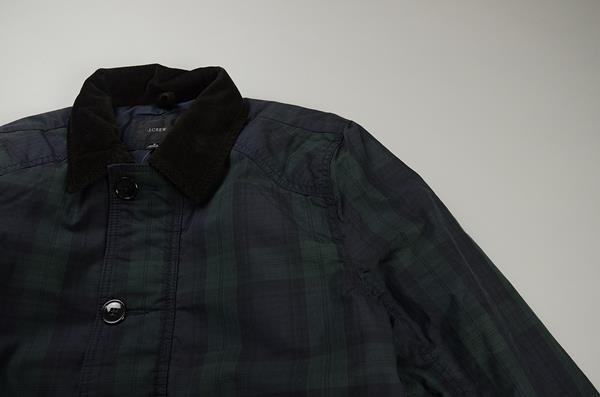 【NEW YEAR SALE】J.CREW / ジェイクルー / ハイランドスカイジャケット / ブラックウォッチ