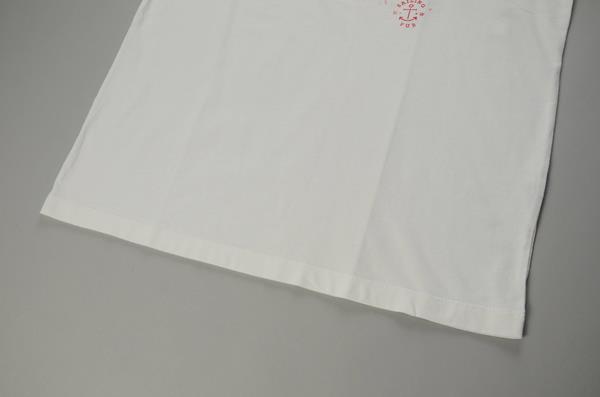 """】J.CREW / ジェイクルー / NEW グラフィックTシャツ""""NAUTICAL FLAG"""" / ホワイト"""