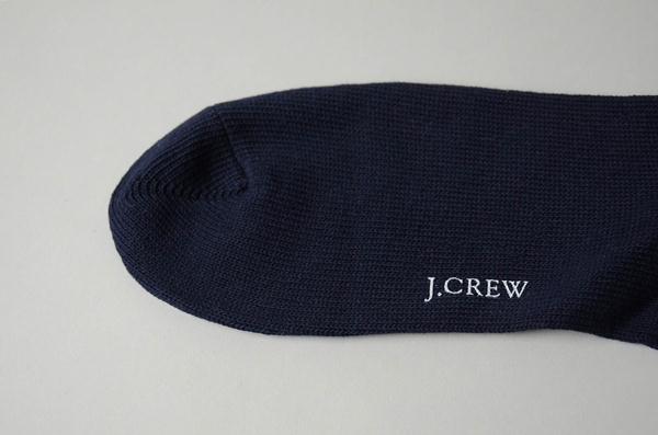 J.CREW / ジェイクルー / アーガイルソックス / ネイビー×ブルー×レッド