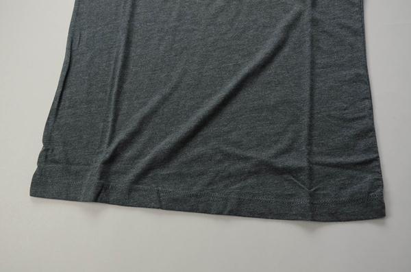 """【スーパープライス】J.CREW / ジェイクルー / 60/40 ブロークンインVネックTシャツ""""スリムフィット"""" / ウォッシュドブラック"""