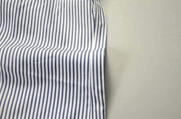 J.CREW / ジェイクルー / 2plyコットンドレスシャツ / クラブブルーストライプ