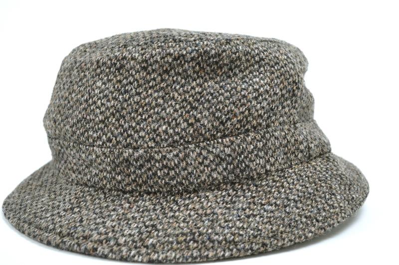 L.L.Bean / Harris Tweed × Gore-Tex Hat / Mix Brown /  L.L.ビーン / ハリスツイード×ゴアテックス ハット / ミックスブラウン