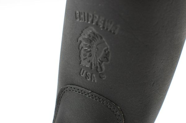 """Chippewa / 10"""" Vintage Wellington Boots / Black  チペワ / 10インチビンテージウェリントンブーツ / ブラック 1"""