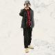 【CLEARANCE SALE】【BIG SIZE】J J.CREW / ジェイクルー / オックスフォードB.Dシャツ / レッド×ブラック ラージギンガム