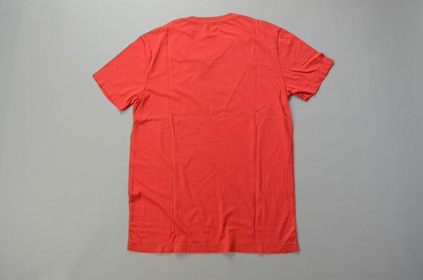 【AUTUMN SALE】J.CREW / ジェイクルー / ブロークンインVネックTシャツ / ヒルサイドポピー