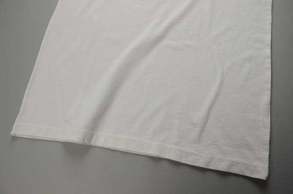 J.CREW / ジェイクルー / ブロークンインウォッシュドクルーネックTシャツ / ホワイト