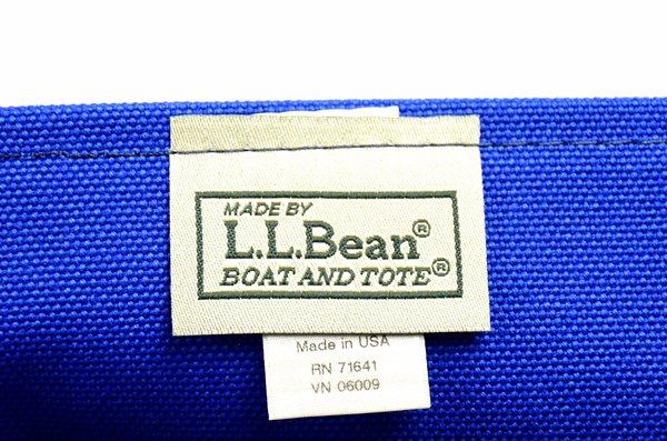 L.L.Bean / Canvas Tote Limited L / Trico4 Regatta Blue×Bittersweet×Navy L.L.ビーン / キャンバストート  リミテッドL / トリコロール4