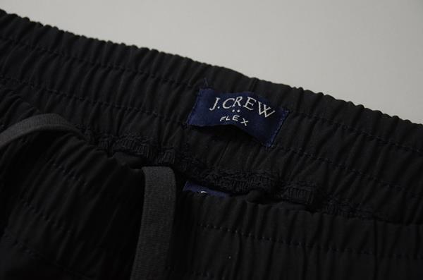 【NEW YEAR SALE】J.CREW / ジェイクルー / テックドローイングショーツ / ブラック