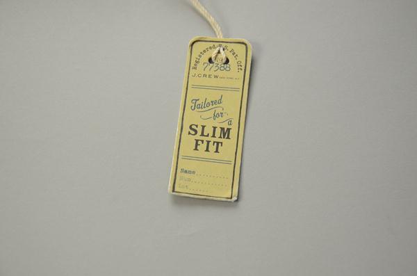 """【CLEARANCE SALE】J.CREW / ジェイクルー / マドラスコットンウォッシュドB.Dシャツ """"SLIM FIT"""" / アマルフィブルー×イエロー"""