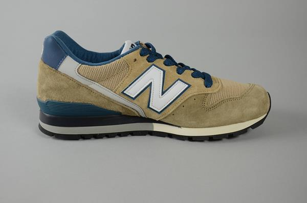 J.CREW×NEW BALANCE / Made In USA NEW BALANCE M996 / Khaki×Blue(JC2) ジェイクルー / Made In USA ニューバランス M996 / カーキ×ブルー(JC2)