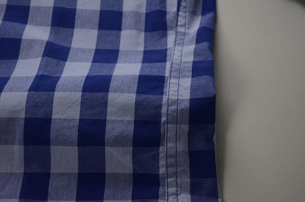 """【CLEARANCE SALE】J.CREW / ジェイクルー / NEWウォッシュドボタンダウンシャツ""""SLIM FIT"""" / リバーフェアモントブルーギンガム"""
