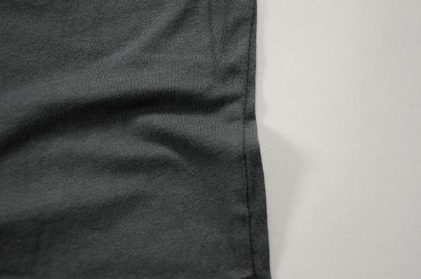 【CLEARANCE SALE】J.CREW / ジェイクルー / ロングスリーブウォッシュドクルーネックTシャツ / フェイデッドブラック