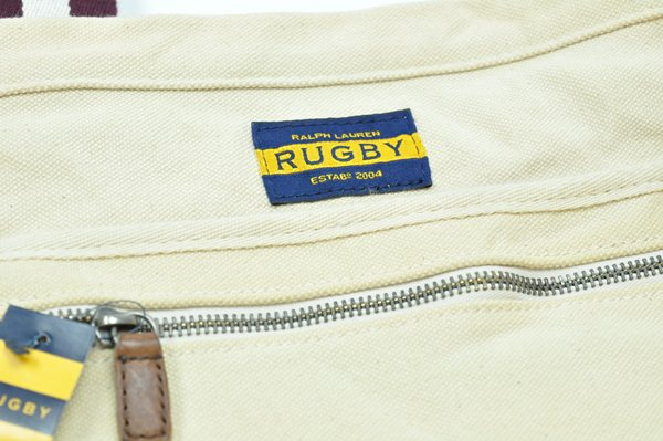 Rugby Ralph Lauren / Canvas Tote / Natural ラグビー ラルフローレン / キャンバストート / ナチュラル