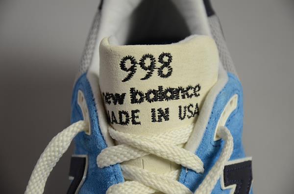 【期間限定SALE 1/24まで】J.CREW×NEW BALANCE / Made In USA NEW BALANCE 998 /  ジェイクルー / Made In USA ニューバランス 998 /  ブライトブルー