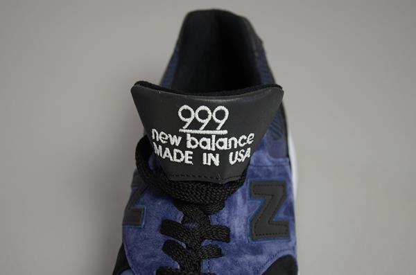 【期間限定SALE 12/6まで】J.CREW×NEW BALANCE / Made In USA NEW BALANCE M999 /  ジェイクルー / Made In USA ニューバランス M999 /  ナイトスカイ
