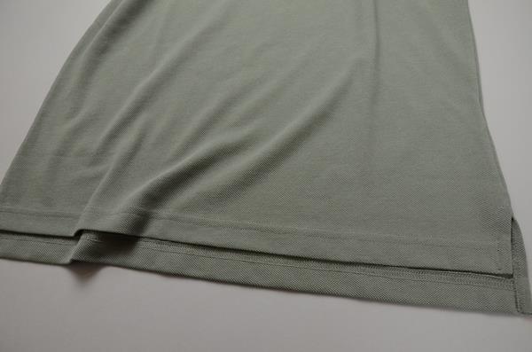 【AUTUMN SALE】J.CREW×LACOSTE / ジェイクルー×ラコステ / エクスクルーシブ ポロシャツ / オリーブグリーン