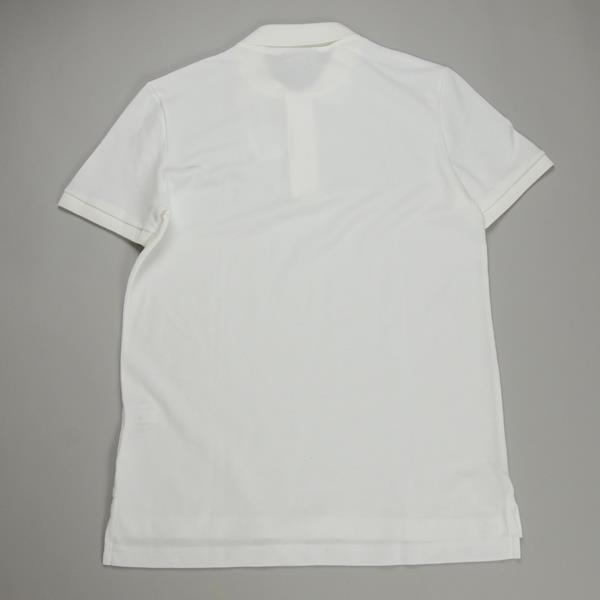 【AUTUMN SALE】J.CREW×LACOSTE / ジェイクルー×ラコステ / エクスクルーシブ ポロシャツ / ホワイト