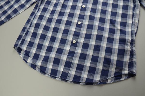 """【スーパープライス】J.CREW / ジェイクルー / NEWウォッシュドボタンダウンシャツ""""SLIM FIT"""" / ストーンブルーホワイト"""