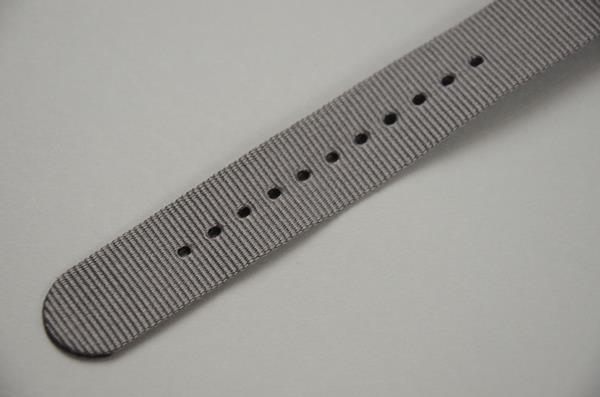 J.CREW TIMEX / Nylon Strap Watch / Gray / ジェイクルー×タイメックス / ナイロンストラップウォッチ / グレー