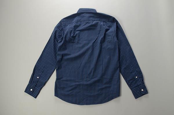 """【NEW YEAR SALE】J.CREW / ジェイクルー / ウォッシュドボタンダウンシャツ""""SLIM FIT"""" / ネイビー×インディゴギンガム"""