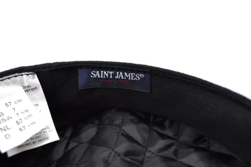 【10周年記念SALE 12/13まで】SAINT JAMES / Marine Casquette / Dark Navy セントジェームス / マリンキャスケット / ダークネイビー
