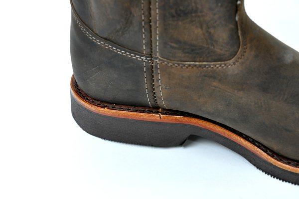 "Chippewa / 10"" Wellington Boots / Chocolate Appache  チペワ / 10インチウェリントンブーツ / チョコレートアパッチ"
