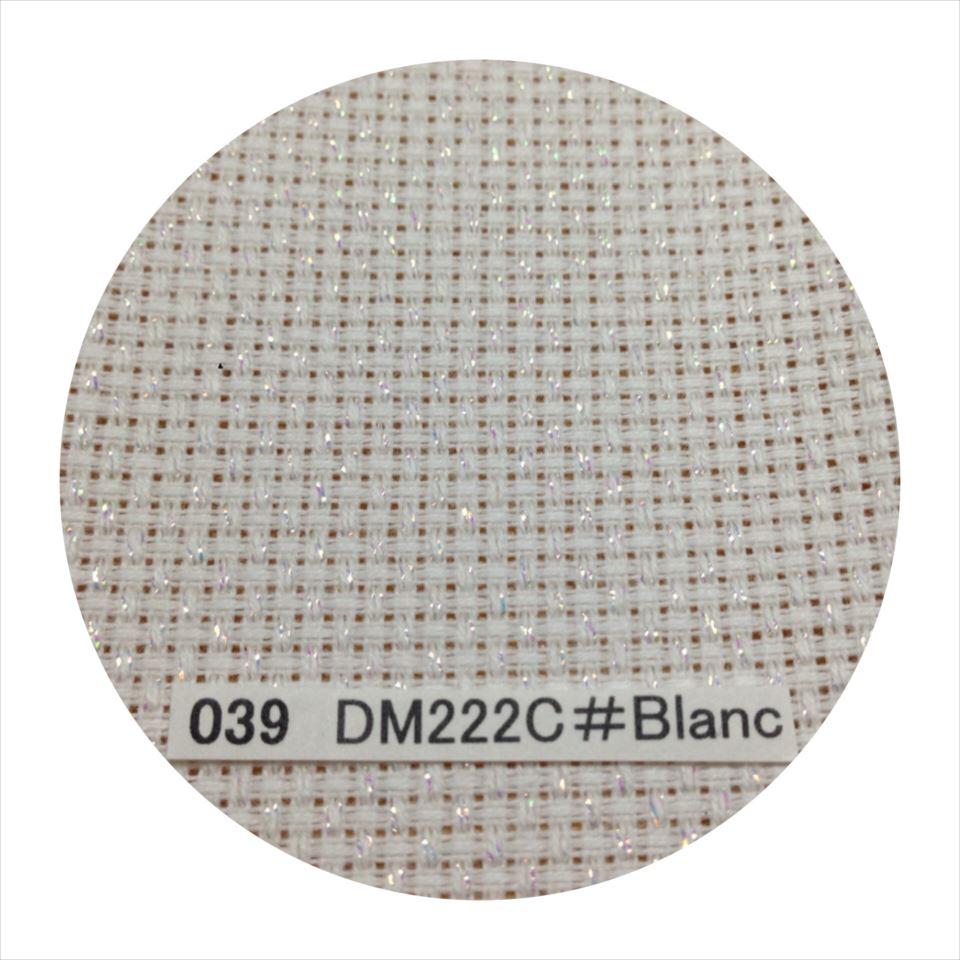 039)DM222C#Blanc